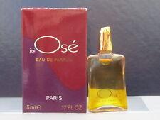 Jai Ose by Jai Ose Women Perfume 0.17 oz  Eau de Parfum Splash Mini New In Box