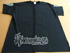 """NEW RARE """"WICKEDARTS"""" CLOTHING FROM THE UNDERGROUND T-SHIRT MEN'S - SIZE X-LGE"""