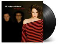 HOOVERPHONIC - NIGHT BEFORE-COLOURED-   VINYL LP NEU