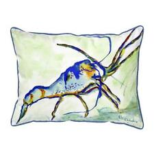 Betsy Drake Sn806 11 x 14 in. Florida Lobster Small Pillow