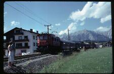 35mm slide ÖBB Österreichische Bundesbahnen 1245.08 where? Austria 1979 original