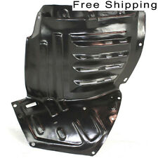 Splash Shield Front LH Side Front Section Fits 04-08 Mazda RX-8 MA1248127