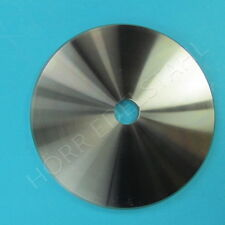 Ronde - Ø 100 x 6 - Mittelloch für Rohr 12 mm Scheibe Edelstahl V2A Unterlage