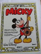 1x Comic Micky Maus Kollektion - Mickys Klassiker - Band 3 (1985)