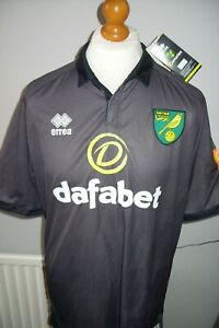 Norwich City 3rd shirt size 4XL new with tags