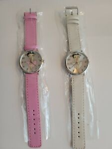 Set Of 2 Betty Boop Watches