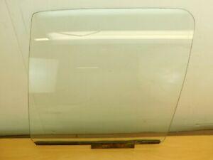 LH FRONT DOOR GLASS 1971 72 73 74 75 76 1977 DODGE PLYMOUTH VAN 76DV1-1B7