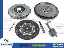 FOR SEAT ALTEA TOLDEO LEON 2.0 DUAL MASS FLYWHEEL CLUTCH KIT CSC BEARING SACHS