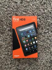 Amazon Kindle Fire HD 8 (10th Generation) 32GB, Wi-Fi, 8in - Black