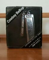 MOVIC COWBOY BEBOP HARMONICA NECKLACE SUNRISE JAPAN NEW IN UNOPENED PACKAGE RARE