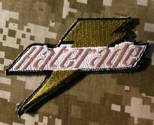 HATERADE ARMY TACTICAL MORALE OPS BADGE DESERT ARID VELCRO® BRAND FASTENER PATCH