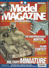 Tamiya Magazine 143 F-16Cj Sead Wild Weasel Usaf_Renault Ue_Humber_Panzer Mk.Ii