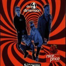Die fantastischen Vier Die 4. Dimension (1993/98) [CD]