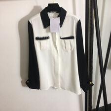 Women Shirt Runway Blouse White Plus Size Wholesale Blouses Luxury Wholesale New