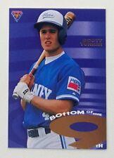 1996 Futera ABL Australian Baseball Bottom Of The 9th #BON8 Scott Tunkin