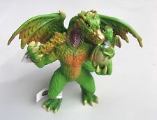 DRAGON OF THE FOREST FIGURE BY PAPO - 13cm TALL - BRAND NEW WITH TAGS AS IMAGE!