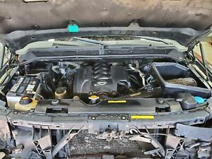 Motor Engine Assembly NISSAN TITAN 04 05 06
