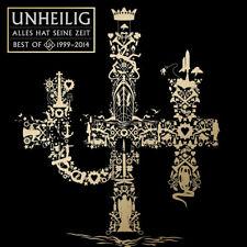 UNHEILIG - Alles hat seine Zeit - Best Of Unheilig 1999-2014, 1 Audio-CD