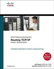 Routing Tcp/Ip, Volume 1 by Jeff Doyle: Used