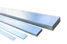Aluminium Profil Plat Longueur 2000mm (200cm) Barre Plate Arbre Alliage
