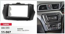 CARAV 11-567 2-DIN Car Radio Dash Kit panel for SUZUKI Alivio, Ciaz 2014+
