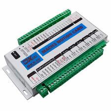 Mach3 Usb 2000khz 4 Axis Cnc Motion Control Card Breakout Board New