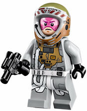 GENUINE LEGO Star Wars Gray Squadron Pilot from sw558 75050 RARE!!!