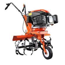 Gartenfräse SET Motorhacke Benzin Bodenhacke Kultivator Bodenfräse FUXTEC AF1139