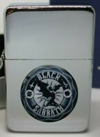 BLACK SABBATH FLIP METAL PETROL LIGHTER