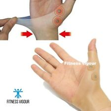 Gel Wrist Support Carpal Tunnel Wrist Thumb Brace Gloves R/ L Hand Relief 1 PC