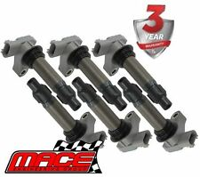 SET OF 6 MACE IGNITION COILS HOLDEN COMMODORE VE VF ALLOYTEC LE0 LY7 3.6L V6
