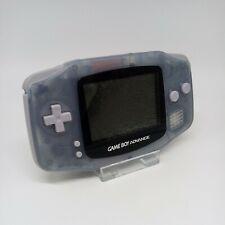 Glacier Blue - Handheld Console Unit - Nintendo Game Boy Advance GBA