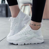 Womens Sneakers Breathable Mesh Outdoor Casual Athletic Walking Running Shoes