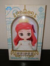 Sega CUICUI Disney Premium Doll Little Mermaid Ariel Wedding Figure