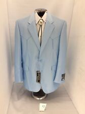 Western Suits Blazer Coat Long Cowboy Rancher Suit 46 CLOSE OUT AND NO TAX SELL