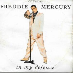 CD, Single - Freddie Mercury – In My Defence Label: Parlophone – 8806932, EMI