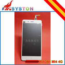 XIAOMI MI4 PANTALLA TACTIL + LCD PARA XIAOMI MI4 COMPLETA - BLANCA BLANCO
