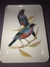Decorative Crafts Inc. Trinket Tip Tray Birds