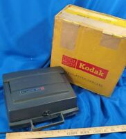 Kodak Instamatic Model M70 Super 8mm Film Movie Projector VTG BOX