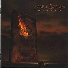 HAREM SCAREM - UNITED - NEW ALBUM 2017 CD Jewel Case+GIFT Hard Rock Frontiers