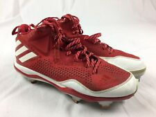 adidas adidas Power Alley 4 - Red Cleats (Men's 11) - Used