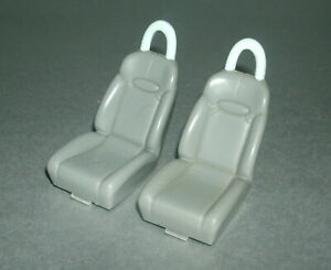1/18 Scale Plymouth Prowler Plastic Front Bucket Seats (2 pcs) Car Model Parts