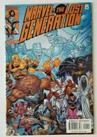 Marvel the Lost Generation #1  Marvel Comics John Byrne HIGH GRADE NM (D381)