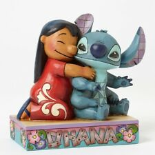 Jim Shore - Disney Tradition 4043643 Lilo e Stitch Ohana
