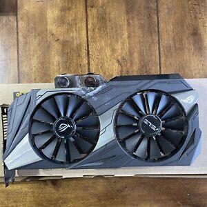 "ASUS ROG Poseidon GeForce GTX 1080 TI 11GB Platinum Graphics Card ""PLEASE READ"""