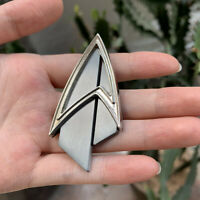 Admiral JL Picard Pin The Next Generation Communicator Pin Brooches Accessories