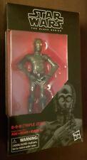 Star Wars Black Series 0-0-0 (Triple Zero) #89 6-in Droid Action Figure Hasbro