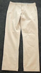 Tommy Hilfiger Mercer Chino Mens Pants/trousers Size 34W 32L STONE EC AS NEW