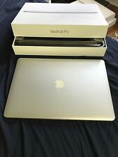 "Mid 2014 Apple Macbook Pro 15"" Retina 2.2ghz I7 16gb RAM 256gb SSD"