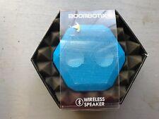 NEW Boombotix Rex Wireless Speaker Pacific Blue